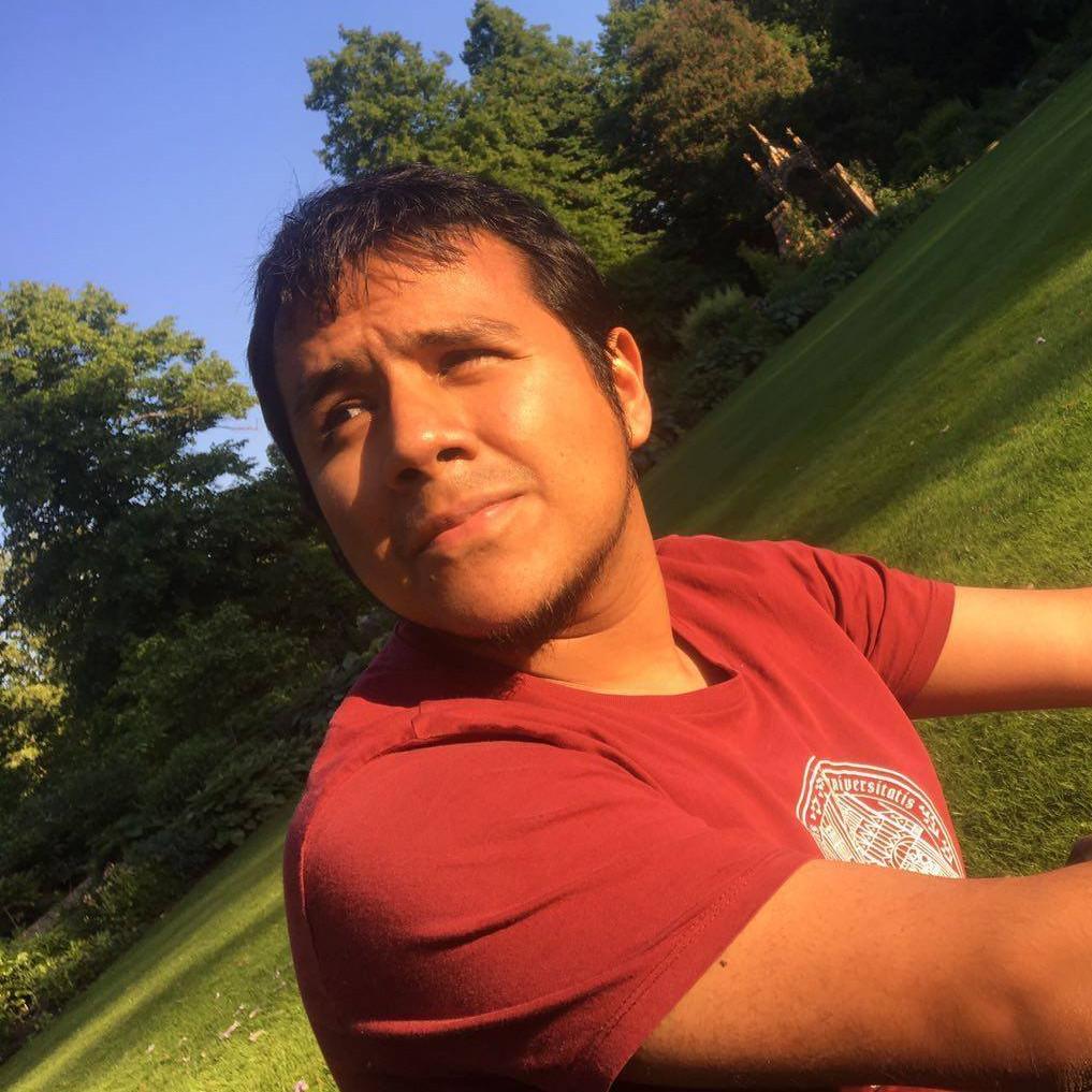 Pablo Alexei Gazca Orozco
